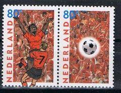 Nederland Y/T 1759 / 1760 (**) - Periode 1980-... (Beatrix)