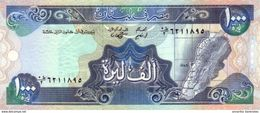 LIBAN 1000 LIVRES 1988 P-69a NEUF [LB511a] - Lebanon