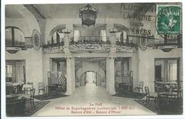 LE HALL  HOTEL DE SUPERBAGNIERES - LUCHON (ALT. 1.800 M.) - Superbagneres