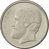 Grèce, 5 Drachmes, 1992, TTB+, Copper-nickel, KM:131 - Grèce
