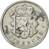 Luxembourg, Jean, 25 Centimes, 1963, TTB, Aluminium, KM:45a.1 - Luxembourg