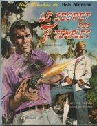 Henri VERNES Le Secret Des 7 Temples, Une Aventure De Bob Morane 1972 - Libros, Revistas, Cómics