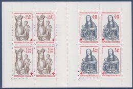 Croix Rouge 1983 Vierge à L'Enfant Baillon Et Genainville, 16è Siècle N°2295 & 2296 Carnet 2032 Neuf - Carnets