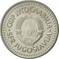 Yougoslavie, 100 Dinara, 1987, SUP, Copper-Nickel-Zinc, KM:114 - Joegoslavië