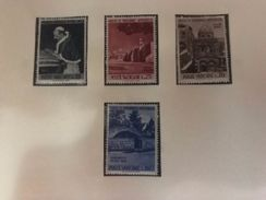Vatican City Pope Paul VI Mnh 1964 - Unused Stamps