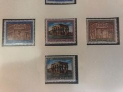 Vatican City Nubian Monuments Mnh 1964 - Unused Stamps