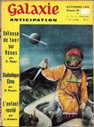 Galaxie 1ère Série N° 60, Novembre 1958 (BE+) - Autres