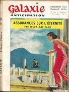 Galaxie 1ère Série N° 25, Décembre 1955 (BE+) - Autres