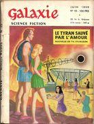Galaxie 1ère Série N° 19, Juin 1955 (BE+) - Autres