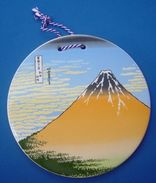 Ceramic Decorative Plate - Asian Art