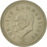 Turquie, 5000 Lira, 1993, TTB+, Nickel-Bronze, KM:1025 - Turquie