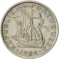 Portugal, 5 Escudos, 1984, TTB, Copper-nickel, KM:591 - Portugal