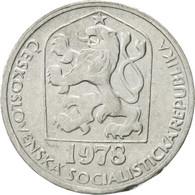 Tchécoslovaquie, 10 Haleru, 1978, TTB, Aluminium, KM:80 - Czechoslovakia