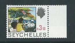Seychelles 1969 - 1972 History Definitives R3.50 Duke Visit MNH - Seychelles (...-1976)