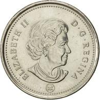 Canada, Elizabeth II, 25 Cents, 2009, Royal Canadian Mint, Winnipeg, SUP, Nickel - Canada