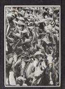 Cuba: Camilo Cienfuegos Desfila Con La Caballiera1959, Photo A.Korda - Postcards