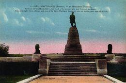 BEAUMONT HAMEL -80- LE MONUMENT ECOSSAIS - Otros Municipios