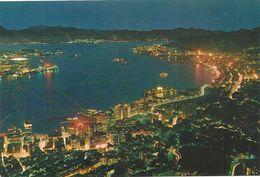 HONG KONG --NOTTE - Cina (Hong Kong)