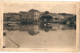 ---83 ----  LE BRUSC  Le Port - France