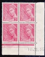 France YT 406 NSG CD 10/01/38 - 1930-1939