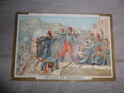 Chromo ( 6628 )  1 Image Sans Publicité  Soldats  Soldat  Soldaat  Militaire - Trade Cards