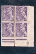France YT 548 N** CD 04/10/43 - 1930-1939