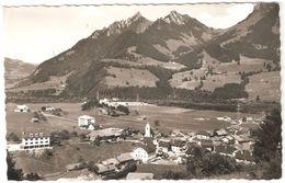 Enney - Dents De Broc Du Chamois Et Du Bourgoz - Panorama - FR Fribourg
