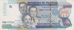 * PHILIPPINES 1000 PISO 2008 P.197b UNC COMM. [PH197b] - Philippines