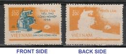 North VIETNAM  ERROR  PRINTED ON BOTH SIDE **MNH  TB / VF  Réf M619 - Viêt-Nam