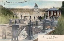 Souvenir De La Gileppe -  Le Déversoir - Gileppe (Barrage)