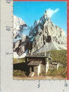 CARTOLINA NV ITALIA - PASSO ROLLE (TN) - Baita G. Segantini Col Cimon Della Pala - 10 X 15 - Trento