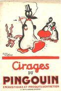 BD - Lot De 2 Buvards + 1 Protège Cahier - Saint-Ogan Et Le Rallic - Pub Pingouin Et Persil - VR_C1_30 - Other