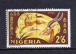 Nigeria 1965, Animal, Minr 185. Cw 1,60 Euro - Nigeria (1961-...)