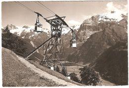 Luftseilbahn Engelberg-Brunni - 1963 - OW Obwalden