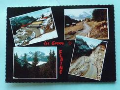 V3-74C-dep-74-haute Savoie-flaine-les Carroz-multivues - Other Municipalities