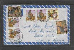 Zambia, Cover CHIPATA 11 APR 84 > S.Africa - Zambia (1965-...)