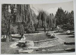 MILANO - Rho - Fontana Ai Giardini Pubblici - Rho