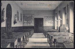 TOURNAI - Pensionnat Des Dames De Saint Andre A Tournai - Salle D Etude - Décor Art Déco - Tournai