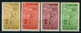 VIETNAM DU SUD ( POSTE ) : Y&T N°  238/241  TIMBRES  NEUFS  SANS  TRACE  DE  CHARNIERE , A  VOIR . - Vietnam