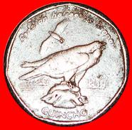 § EAGLE: CAPE VERDE ★ 5 ESCUDOS 1994! LOW START★ NO RESERVE! - Cap Vert
