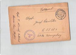 1640 02  FELDPOST BUTZBACH - Briefe U. Dokumente