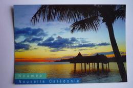 Oceanie - Nouvelle Caledonie ( Noumea ) Anse Vata ( Timbre Philatelique De Collection ) - Neukaledonien