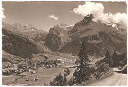 Engelberg Mit Hahnen - Fotokarte - OW Obwald