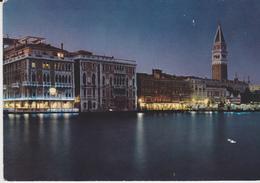 VENEZIA PANORAMA NOTTURNO 1974 - Venezia