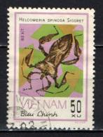 VIETNAM - 1982 - Insect: Helcomeria Spinosa. - USATO - Vietnam