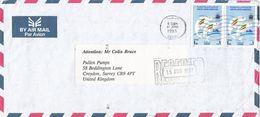 United Arab Emirates UAE 1993 Dubai Tourism Fishing Cover - Verenigde Arabische Emiraten