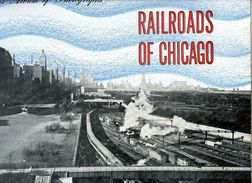 Trains Album Of Railroad Photographs N° 18 : Railroads Of Chicago (USA) - Livres, BD, Revues