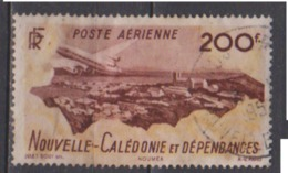 NOUVELLE CALEDONIE            N°   PA 63    ( 4 )          OBLITERE         ( O    2721  ) - Airmail