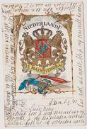 Nederland Niederlande - Wapen Je Maintiendrai - 1901 - Postkaarten
