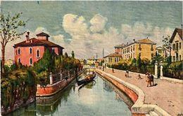 CPA LIDO VENEZIA Canale Interno . ITALY (507383) - Italie